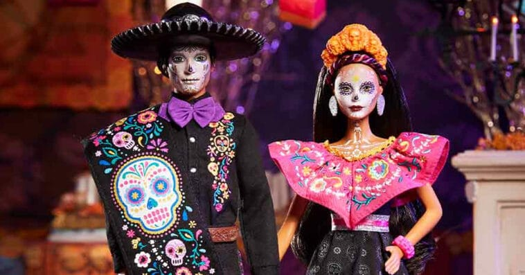 Barbie Dia De Muertos 2021 dolls are now available for preorder 16
