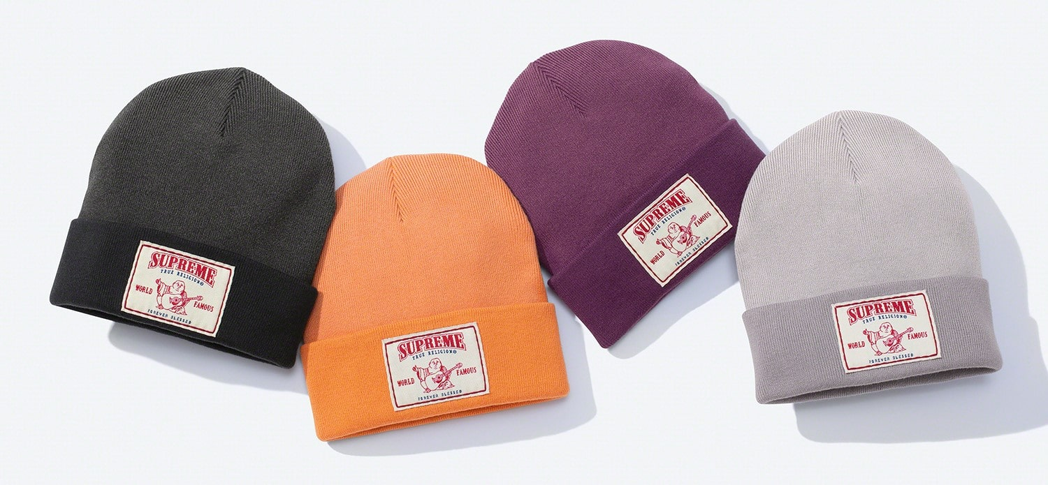Supreme x True Religion Fall 2021 collection brings Y2K fashion back to the spotlight 21
