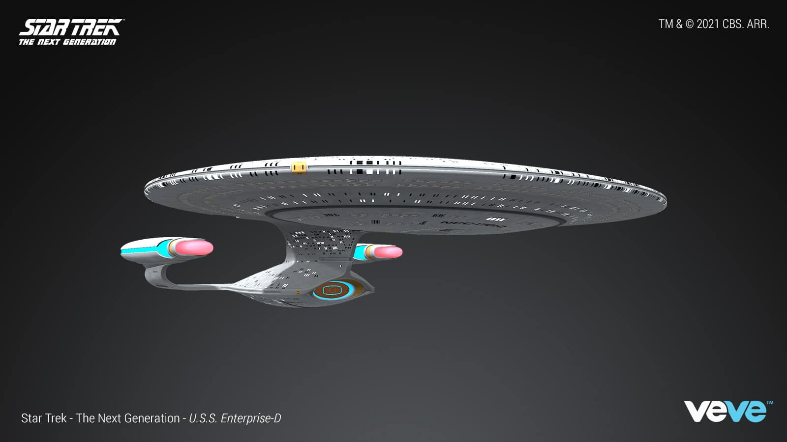 Star Trek: The Next Generation NFTs are coming to the VeVe app 17