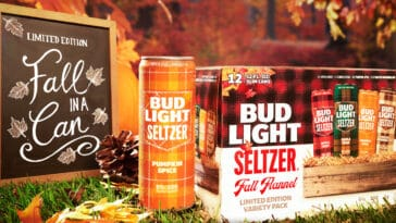 Bud Light is releasing a hard seltzer to compete with White Claw 20