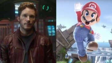 Chris Pratt will play Mario in Nintendo and Illumination's Super Mario Bros. movie 13