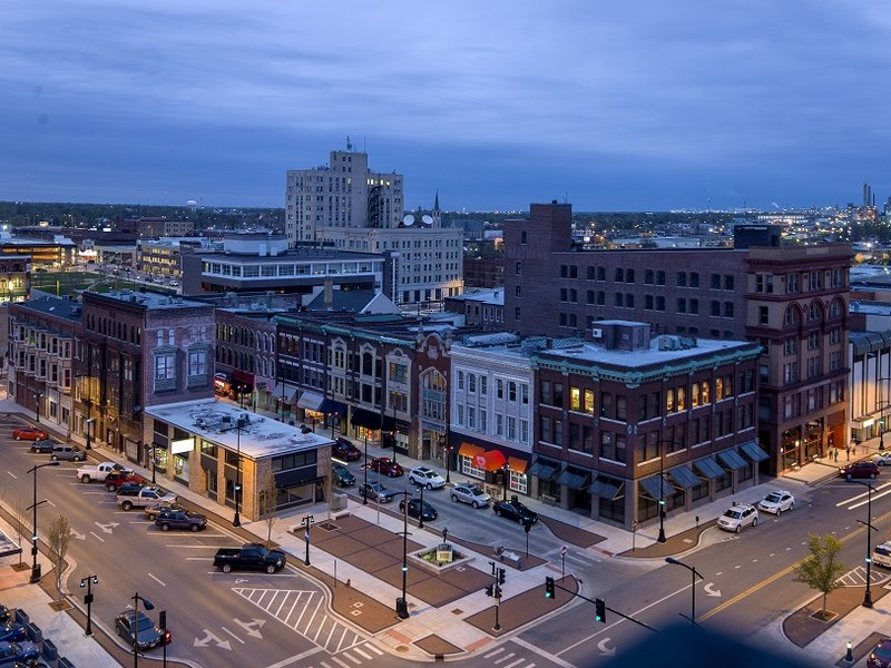 The fastest shrinking cities in the US 13