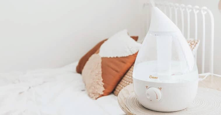 do humidifiers help with stuffy nose