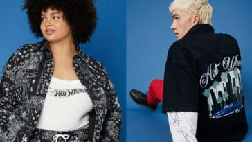 The Forever 21 x Hot Wheels collection is now available 24
