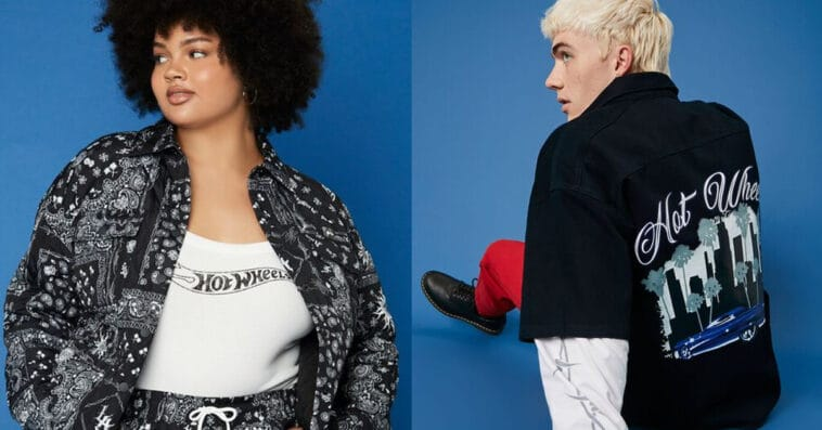 The Forever 21 x Hot Wheels collection is now available 13