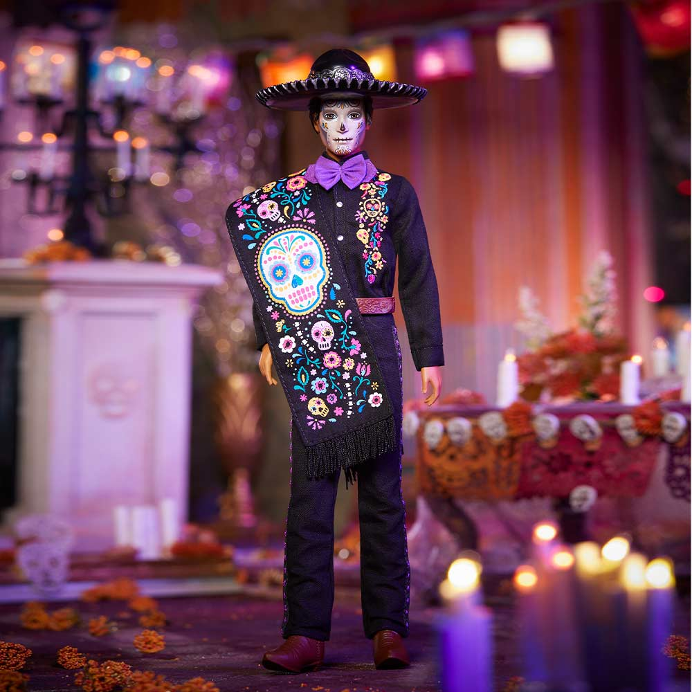 Barbie Dia De Muertos 2021 dolls are now available for preorder 19