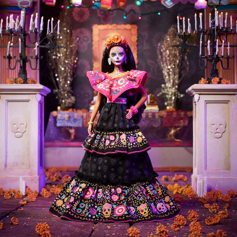 Barbie Dia De Muertos 2021 dolls are now available for preorder 17