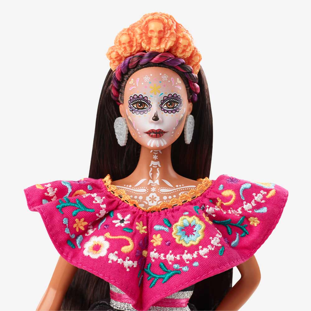 Barbie Dia De Muertos 2021 dolls are now available for preorder 18