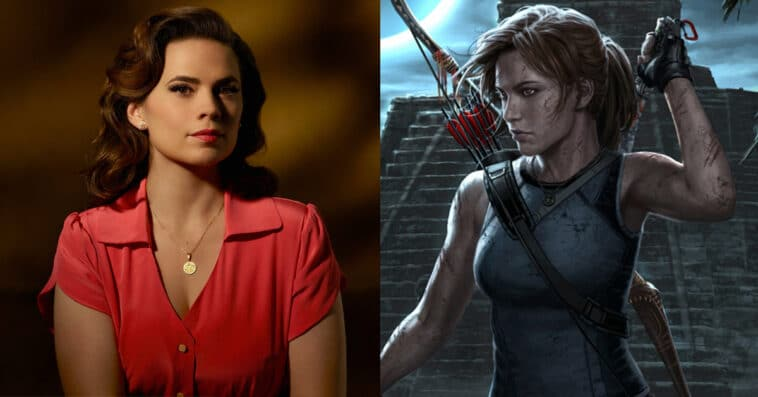Marvel's Agent Carter star Hayley Atwell to play Tomb Raider in Netflix series 16