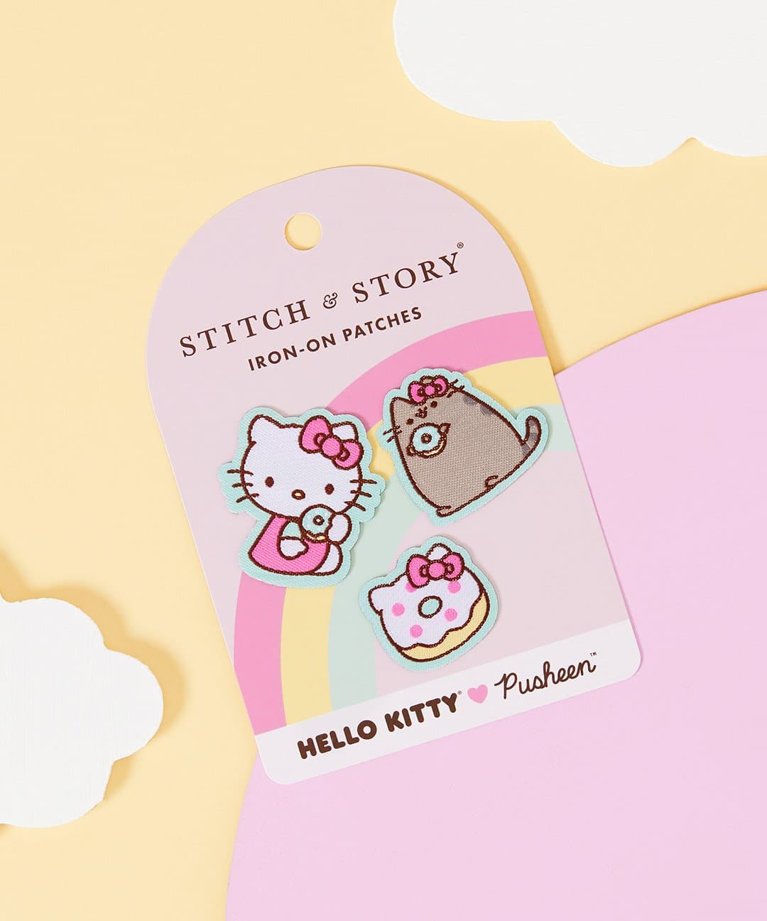 Hello Kitty and Pusheen celebrate their newfound friendship with a merch collection 22