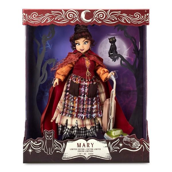 shopDisney kicks off the Halloween month with Hocus Pocus dolls 16