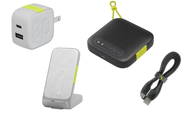 Harman is now making wall chargers, cables and battery packs 13