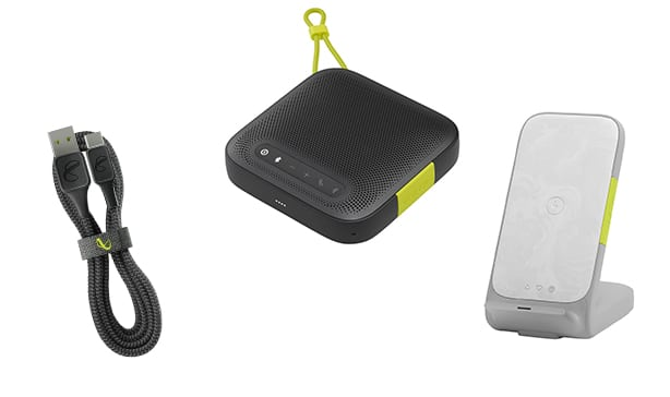 Harman is now making wall chargers, cables and battery packs 14