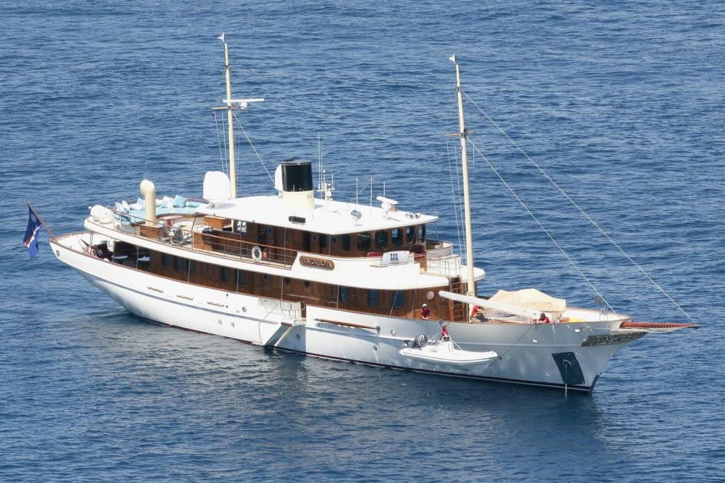 The most lavish celebrity yachts 17