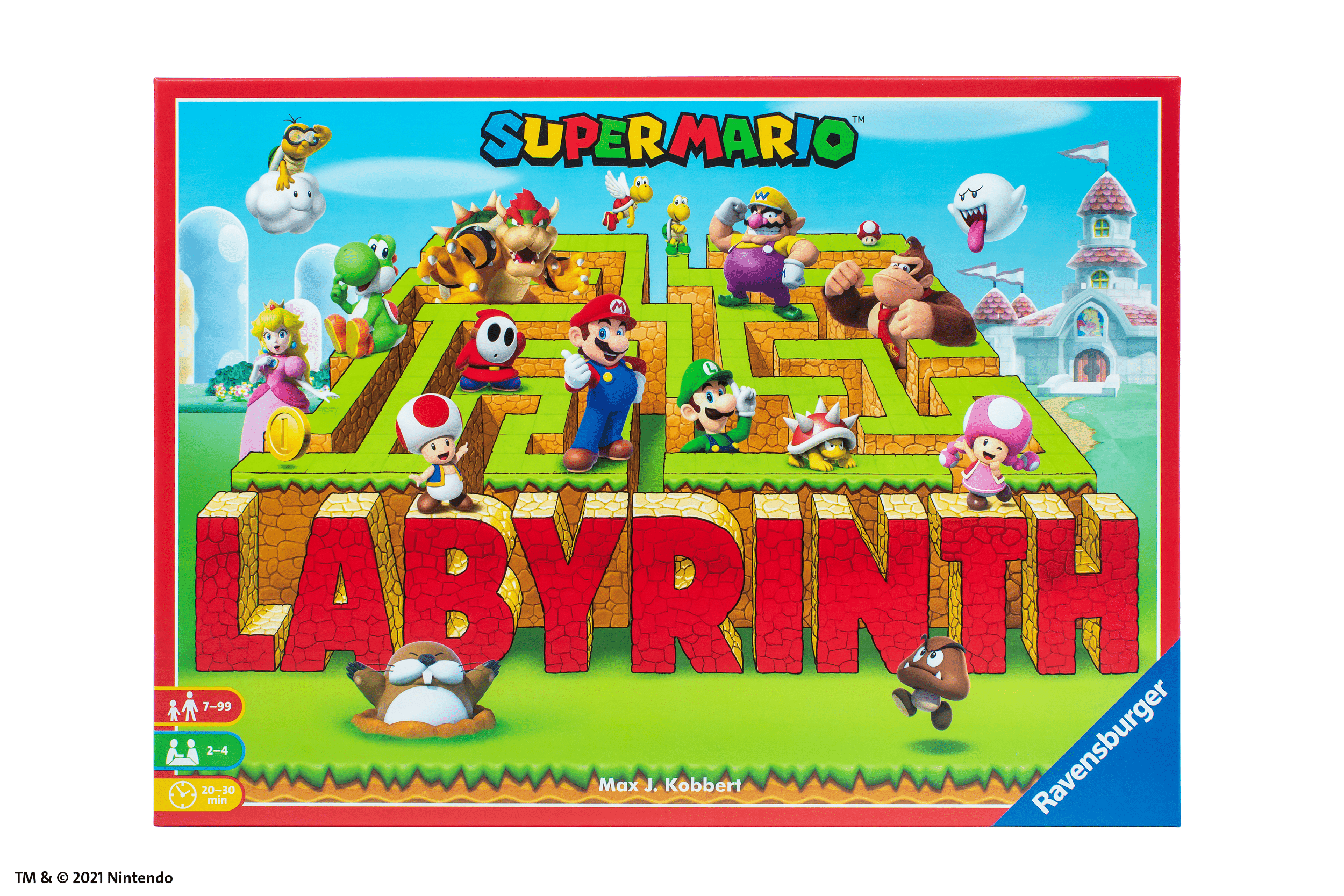 A Super Mario edition of Labyrinth is now available for preorder 17