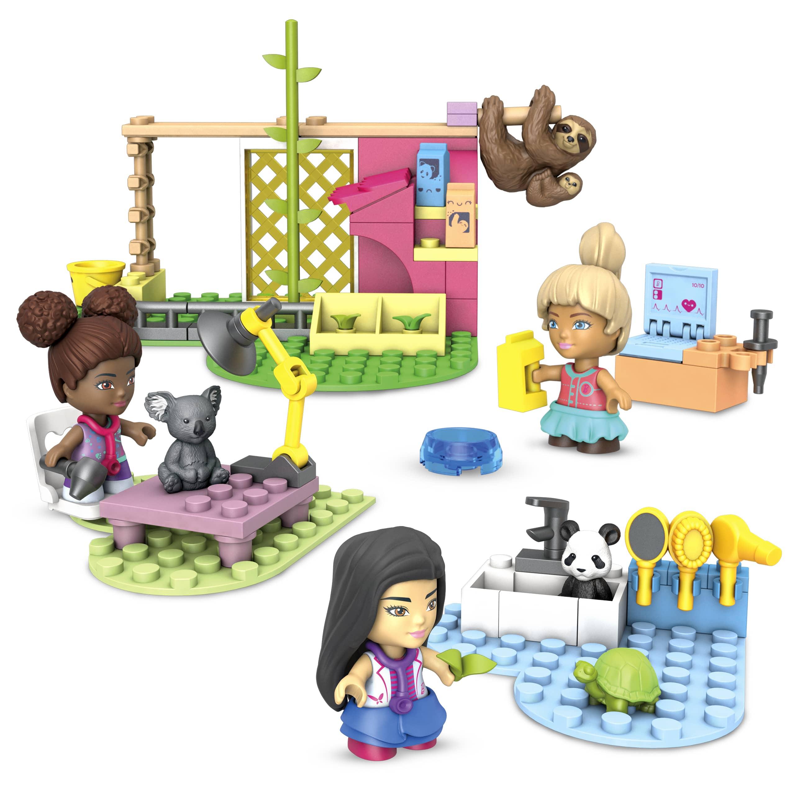 Mega Construx unveils Barbie-themed building sets 18