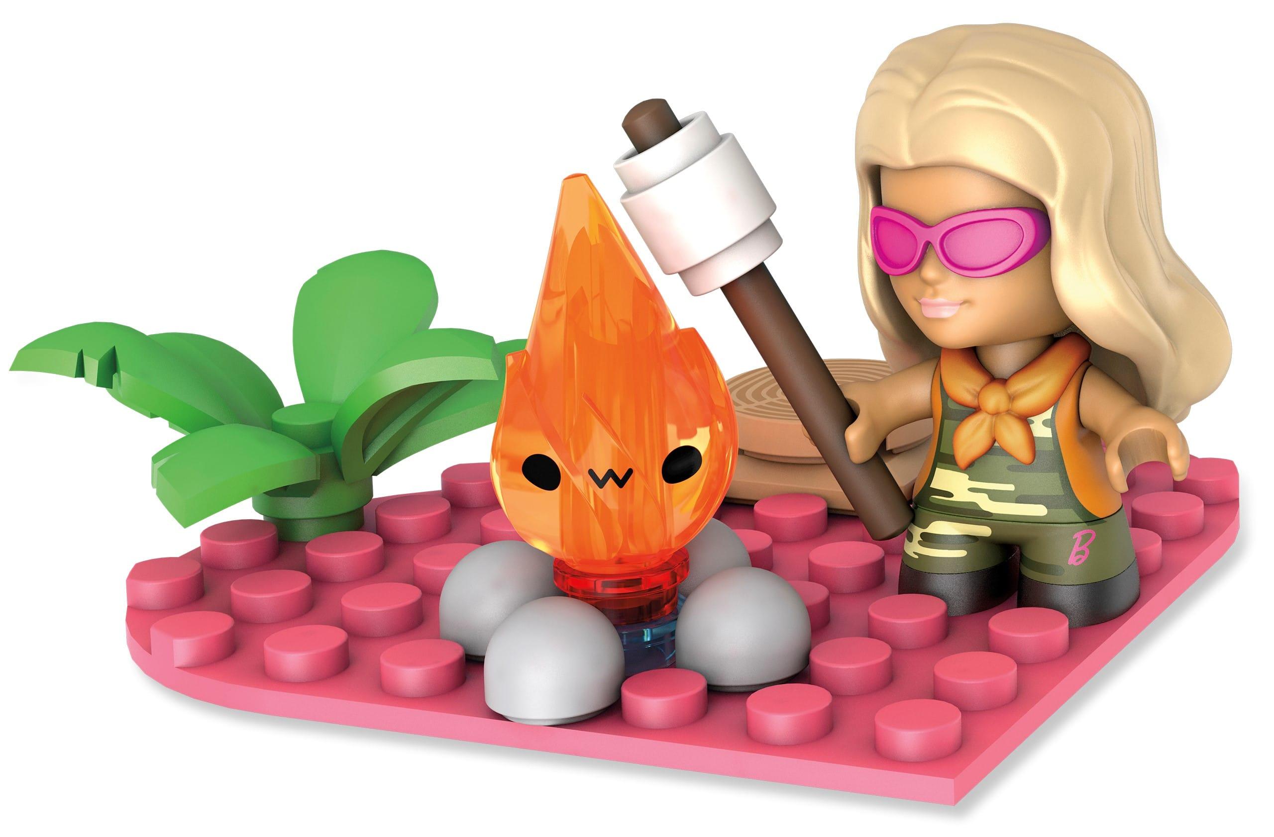 Mega Construx unveils Barbie-themed building sets 15