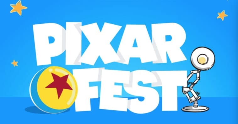 Pixar Fest returns with a film festival, pose challenge, and product launches 16