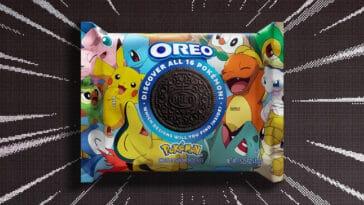 Pokémon x Oreo collab challenges fans to find 16 unique cookie designs 19