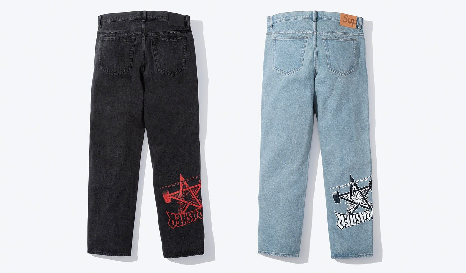 Supreme and Thrasher reunite for a cool clothing collection 20