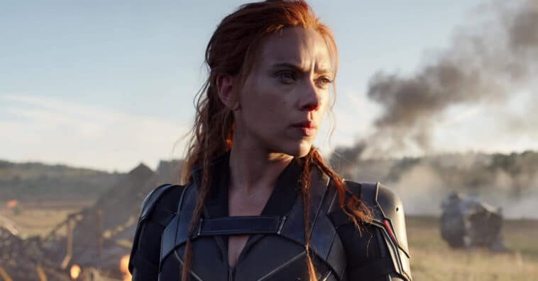 Disney and Scarlett Johansson resolve their dispute over Black Widow movie 14