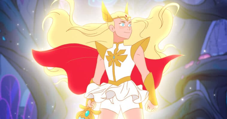 A She-Ra live-action series is in the works at Amazon 16