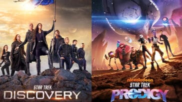 Star Trek is returning to New York Comic Con with Discovery and Prodigy panels 5