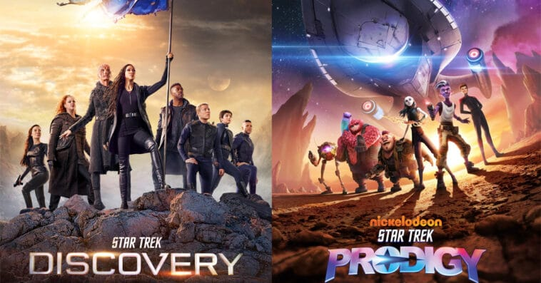 Star Trek is returning to New York Comic Con with Discovery and Prodigy panels 14