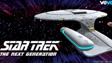 Star Trek: The Next Generation NFTs are coming to the VeVe app 20