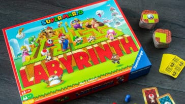 A Super Mario edition of Labyrinth is now available for preorder 23