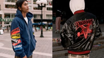 Supreme and Thrasher reunite for a cool clothing collection 22