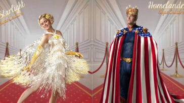 The Boys' Emmy parody reveals the Supes' red carpet looks 7