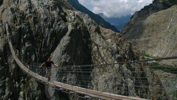 The world's most dangerous bridges 19