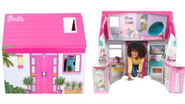 WowWee adds Barbie Dream Playhouse to its line of foldable playsets 17