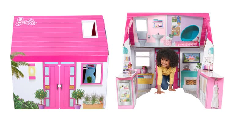 WowWee adds Barbie Dream Playhouse to its line of foldable playsets 13