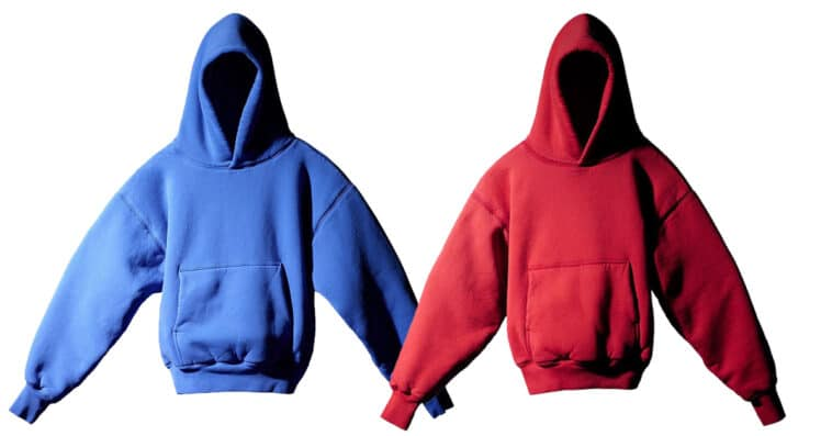 Kanye West's Yeezy Gap hoodie is now available for purchase 13