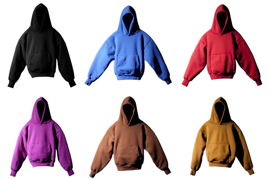 Kanye West's Yeezy Gap hoodie is now available for purchase 14