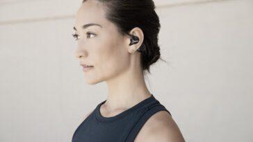 Shure's AONIC 215 True Wireless Sound Isolating Earphones