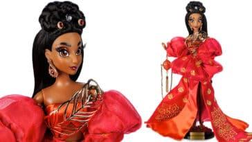 Disney unveils its most stylish Jasmine doll to date 19
