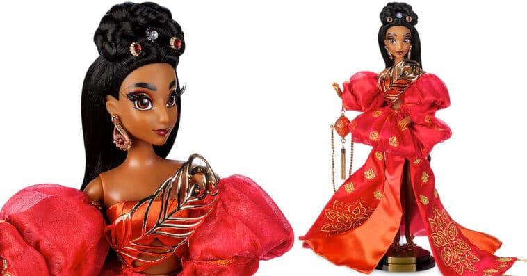 Disney unveils its most stylish Jasmine doll to date 14