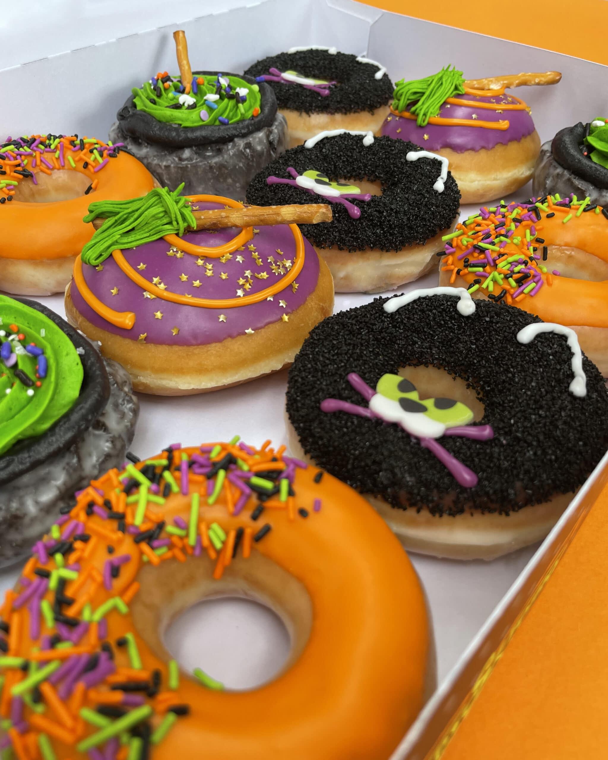 Krispy Kreme changes its name to Krispy Skreme, unveils four Halloween doughnuts 14