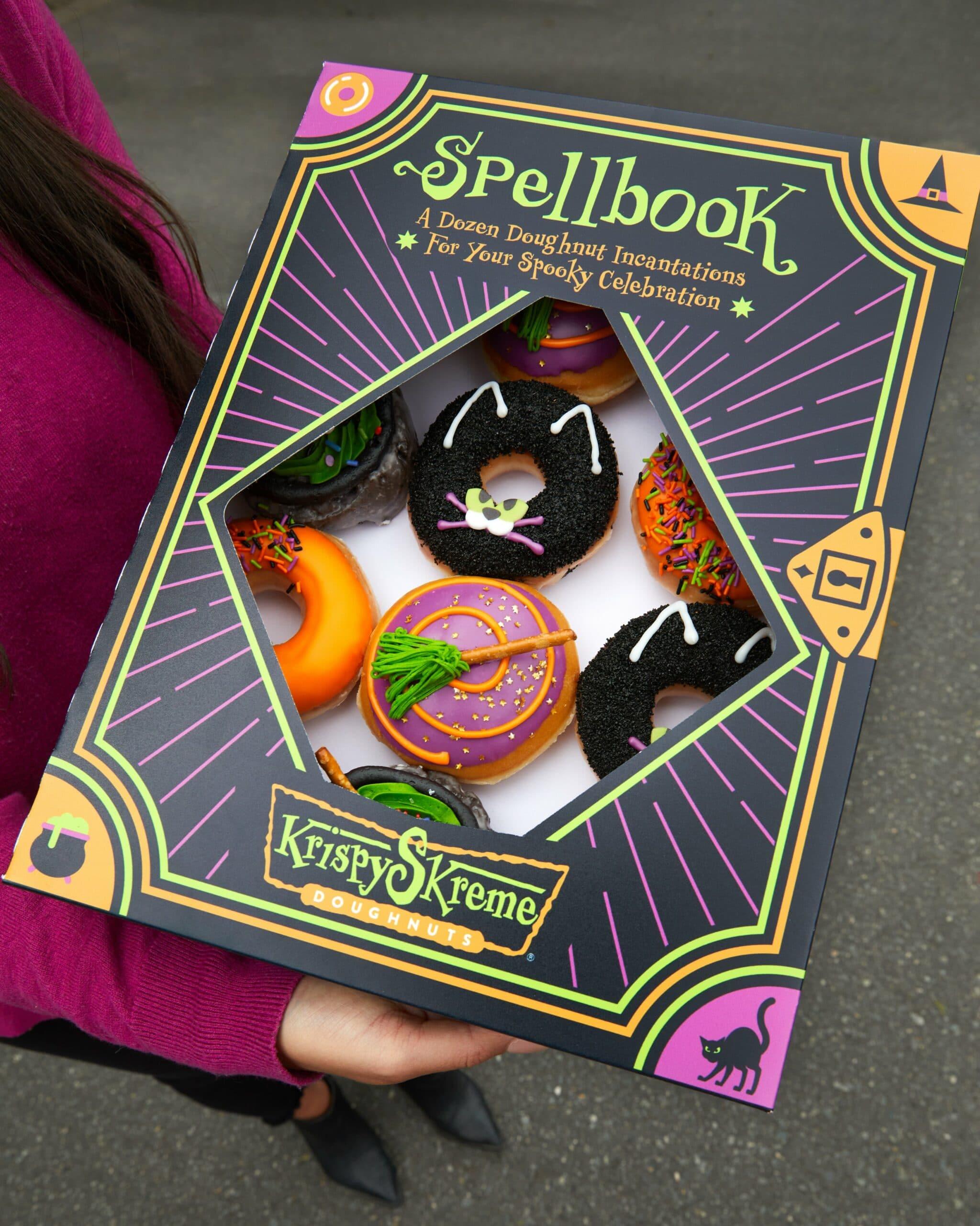 Krispy Kreme changes its name to Krispy Skreme, unveils four Halloween doughnuts 15