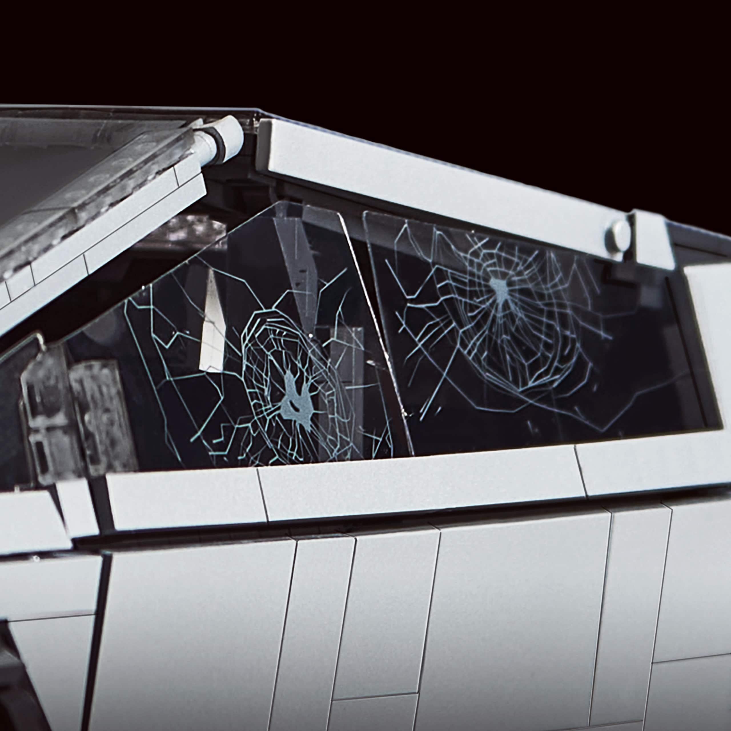 MEGA creates a buildable Tesla Cybertruck 18