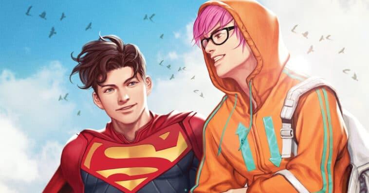 DC's current Superman is bisexual: Meet his love interest 13