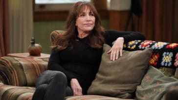 The Conners star Katey Sagal was hit by a car 5