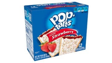 Kellogg's is facing a $5 million lawsuit claiming Pop-Tarts don't have enough strawberries 19