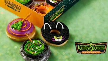 Krispy Kreme changes its name to Krispy Skreme, unveils four Halloween doughnuts 1