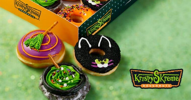 Krispy Kreme changes its name to Krispy Skreme, unveils four Halloween doughnuts 13