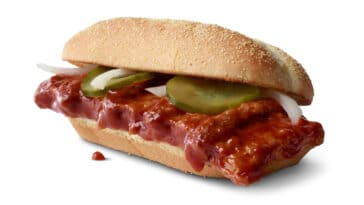When is McDonald's McRib coming back? 15