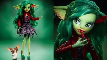 Greta Gremlin gets her own Monster High Skullector doll 21